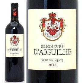 [2013] セニョール デギュイユ 750ml(カスティヨン/コート ド ボルドー フランス)赤ワイン コク辛口 ワイン ^ANSD0113^
