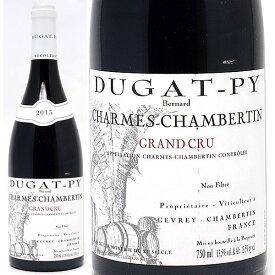 [2015]シャルム シャンベルタン 特級畑 750mlベルナール デュガ ピィ (ブルゴーニュ フランス)赤ワイン コク辛口 ワイン ^B0DPCC15^