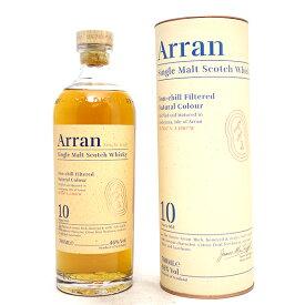 ザ アラン モルト 10年 46度 箱付 700ml正規品 スコッチウイスキー アイランズ ^YCAM10J0^