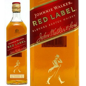 ジョニー ウォーカー レッドラベル 赤ラベル 40度 700ml正規品 スコッチウイスキー ^YCJWREJ0^