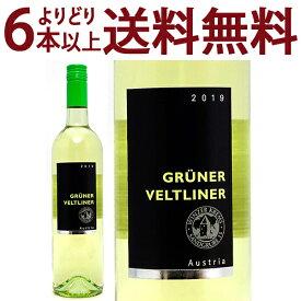 よりどり6本で送料無料[2019] グリューナー フェルトリーナー 'ブラック ラベル' 750mlヴィンツァー クレムス(オーストリア)白ワイン コク辛口 ワイン ^KBWZGB19^