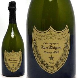 ドンペリニヨン 2008 750ml 箱なし並行品 シャンパーニュ 白シャンパン コク辛口 ドンペリニョン ドン ペリニヨン モエ エ シャンドン ドン ペリ ^VAMH06A8^