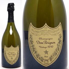 ドンペリニヨン 2010 750ml 箱なし並行品 シャンパーニュ 白シャンパン コク辛口 ドンペリニョン ドン ペリニヨン モエ エ シャンドン ドン ペリ ^VAMH0610^