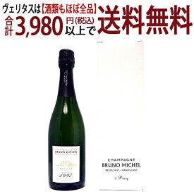 [1997] ポリーヌ エクストラ ブリュット BIO 箱付 750mlブルーノ ミシェル(シャンパン フランス シャンパーニュ)白泡 シャンパン コク辛口 ^VABM8597^
