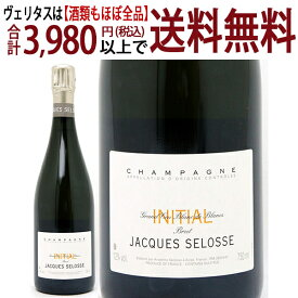 ジャック セロス イニシャル ブリュット ブラン ド ブラン シャンパーニュ 750ml(シャンパン フランス シャンパーニュ)白泡 コク辛口 ワイン ^VAJS22Z0^