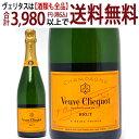 ヴーヴ クリコ イエロー ラベル 並行品 750ml(シャンパン フランス シャンパーニュ)白泡 シャンパン コク辛口 ^VAVC06…