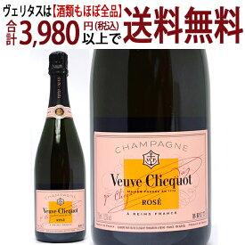 ヴーヴ クリコ ローズ ラベル 箱なし 並行品 750ml(シャンパン フランス シャンパーニュ)ブーブクリコ クリコロゼ veuve ROSE ロゼ泡 コク辛口 ワイン ^VAVC16Z0^
