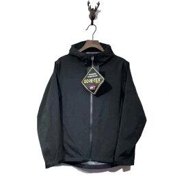 VeroMan メンズ ゴアテックス 釣りウェア フィッシング ジャケット 防水 透湿 ブラック
