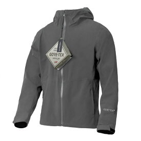 VeroMan メンズ レディース ゴアテックス ジャケット マウンテンパーカー アウトドア 釣り フィッシング 登山 ウェア アウター GORE TEX 防水 ダークグレー