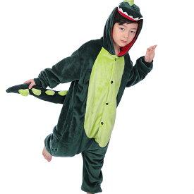 VeroMan 子供用 動物 きぐるみ 恐竜 パジャマ ホームウェア 寝間着 コスチューム