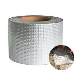 (10cm×10M) VeroMan 超強力 防水 補修テープ 粘着テープ ダクトテープ 水漏れ 多用途