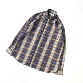 【INDIVIDUALIZED SHIRT】インディビジュアライズドシャツ CHECK SHIRT LOGGER FIT Style No.IS1921143(B45TTP-L)IS1921144(H63ATP-L)
