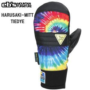 【ストアポイントアップデー】/スノーボード グローブ 手袋 20-21 EBS エビス HARUSAKI-MITT ハルサキミット 一番人気 温かい コストパフォーマンス 20-21-GR-EBS