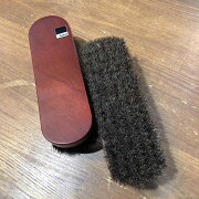 『collonil/コロニル』馬毛ブラシ/HORSEHAIRBRUSHレザーケア用品