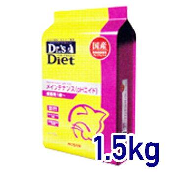 ドクターズダイエット 猫用 メインテナンス(phエイド) 1.5kg(成猫用)