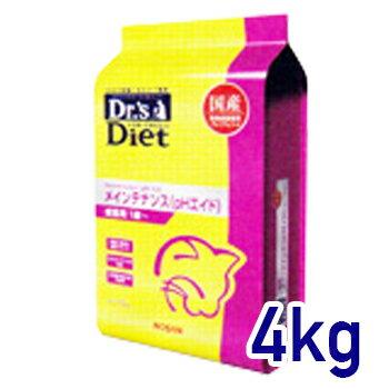 ドクターズダイエット 猫用 メインテナンス(phエイド) 4kg(成猫用)
