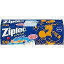 Ziploc フリーザーバッグ M 16枚 ミニーマウス 【Ziploc(ジップロック)】 【ディズニー】