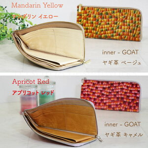 レッドとオレンジのフーシフェルナーレの財布の中身