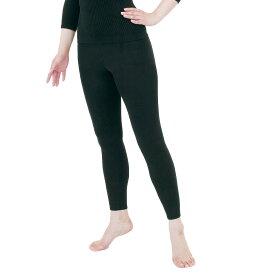 【在庫処分】テビロン シェイプアップウェア<ロングスパッツ> 最高級保温繊維テビロン使用!立体編みだから体にフィット!エクササイズ・フィットネス・トレーニングウェアに。