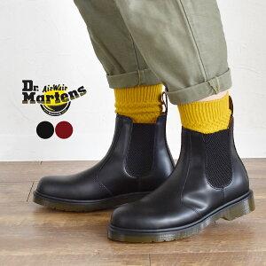 ドクターマーチン ブーツ DR.MARTENS 2976 チェルシー ブーツ サイドゴア ブーツ Dr.Martens R11853001 R11853600 CHELSEA BOOT ブラック チェリーレッド メンズ レディース レザー 本革 1460 母の日