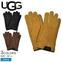 【メール便可】 【アグ】 UGG 手袋 グローブ メンズ プレゼント レザー シープスキン グローブ W SHEEPSKIN GLOVE W 1…