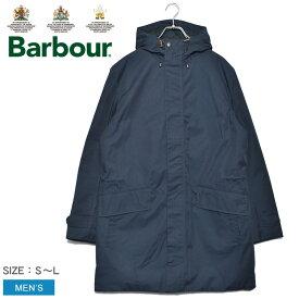 BARBOUR バブアー ジャケット メンズ コート ブランド ネイビー パーショア ウォータープルーフジャケット バーブァー 上着 アウター ロングコート 防水 撥水 通勤 プレゼント 大人 上品
