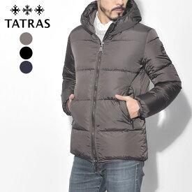 【タトラス】 TATRAS ダウンジャケット ファエード メンズ FAEDO MTK19A4157 18 19 79 アウター コート シンプル 防寒 男性 送料無料