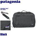 送料無料 PATAGONIA パタゴニア バッグ ヘッドウェイ MLC 45LHEADWAY MLC 48765 BLKトラベル かばん バック 鞄 バックパック アウトドアメンズ(男性用) 兼 レデ