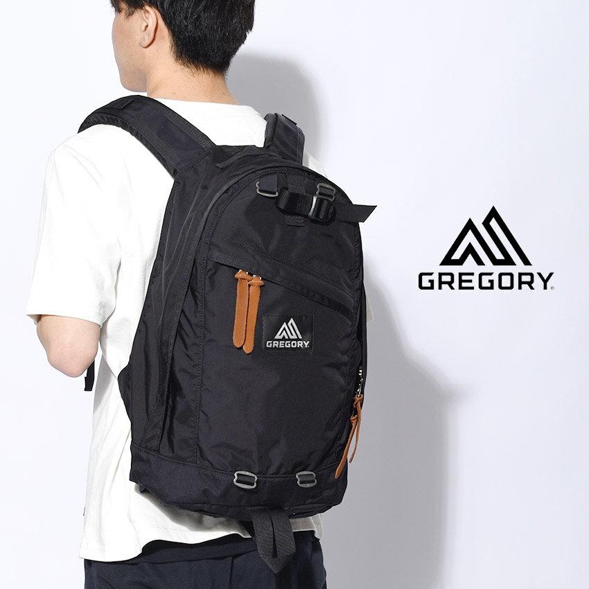 送料無料★GREGORY グレゴリー バックパック デイパック ブラックDAY PACK 65169 1041リュックサック かばん 鞄 通勤 通学