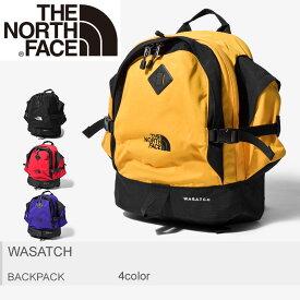 【ザ ノースフェイス】THE NORTH FACE バックパック リュック ワサッチ WASATCH NM71860 TY TR AB