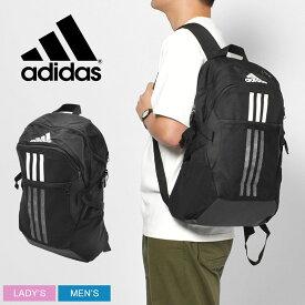 アディダス リュックサック メンズ レディース adidas ティロ プライムグリーン バックパック 鞄 ディパック デイパック カジュアル スポーツ ジム ワークアウト トレーニング PCスリーブ 通学 部活動 リサイクル素材 ブラック 黒 25746