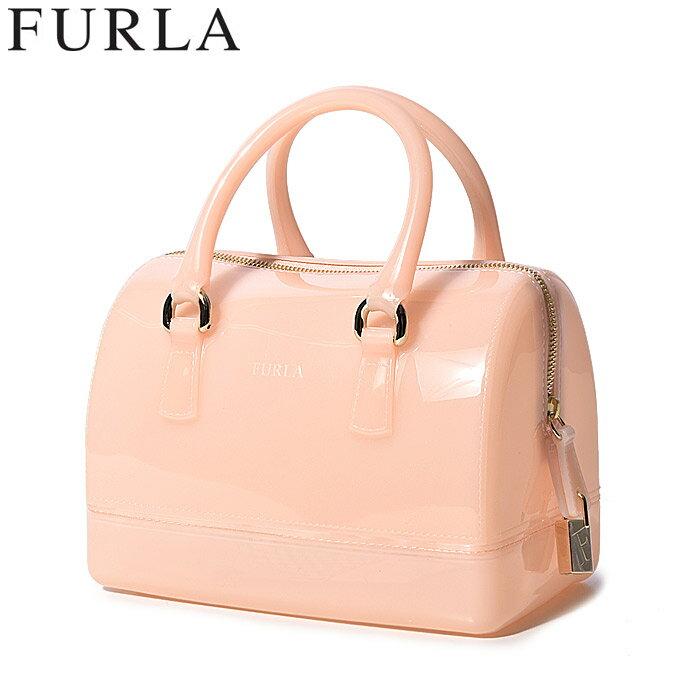フルラ FURLA ボストンバッグ キャンディ ミニ サッチェル マグノリアピンク(748996 CANDY MINI STACHEL)ブランドバッグ 高級 鞄 カバン 雑貨 ギフト プレゼント プレゼント ギフト