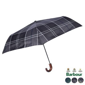 BARBOUR バブアー 傘 タータン ミニ アンブレラ TARTAN MINI UMBRELLA UAC0201 バーブァー ブランド ベーシック クラシック シンプル おしゃれ 雨具 悪天候 折りたたみ 折り畳み 折りたたみ傘 タータン柄 プレゼント