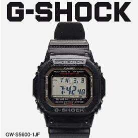 【お取り寄せ商品】 G-SHOCK ジーショック CASIO カシオ 小物 腕時計 ブラック アールエムシリーズ RM SERIES GW-S5600-1JF メンズ 【メーカー正規保証1年】