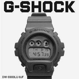 【お取り寄せ商品】 G-SHOCK ジーショック CASIO カシオ 腕時計 ネイビー DW-6900 DW-6900LU-8JF メンズ 【メーカー正規保証1年】