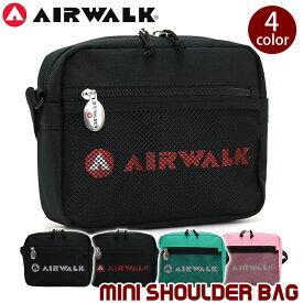 エアウォーク AIRWALK ショルダーバッグ スクエアタイプ ミニシリーズ ミニショルダーバッグ メンズ レディース 男女兼用 A1851055