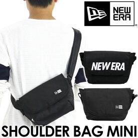 ニューエラ NEW ERA ショルダー 正規品 ショルダー ショルダーバッグ メンズ レディース 男女兼用 ブラック レッド 3.5L ショルダーバッグミニ Shoulder Bag Mini
