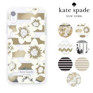 ケイトスペード iPhone XR ケース カバー ソフトケース クリア アイフォン XR アイフォンケース ブランド TPU iphonexr iphone xr セレブ kate spade 【レ15】