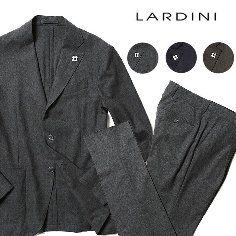 【決算セール第一弾】ラルディーニ パッカブル トラベルスーツ 18SS EASY WEAR スーツ メンズ ストレッチ lardini 【送料無料】【レ1000】【あす楽対応】 父の日