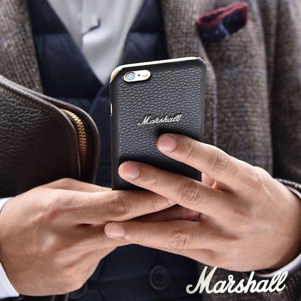 MARSHAL マーシャル アイフォーンケース iPhone6 iPhone6plus CASE iphone カバー iphoneケース スピーカー ヘッドフォン ヘッドホン