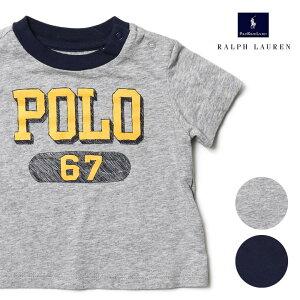 ラルフローレン Tシャツ ベビー キッズ ロゴプリント POLO RALPH LAUREN ギフト 出産祝い プレゼント 誕生日 男の子 ボーイズ レディース【レ15】