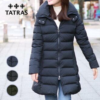 That race down women's POLITEAMA LTA17A4496 TATRAS 2016-2017AW Navy nylon down jacket down jacket slender outer autumn/winter new ladies
