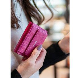 【極小】ミニ財布 三つ折り 小さい レディース ミニウォレット 二つ折り 極小財布 レザー 軽い 小銭入れ ミニ 3つ折り 手のひらサイズ コンパクト 小銭入れ カード コインケース おしゃれ かわいい 可愛い カードも入る 旅行 送料無料