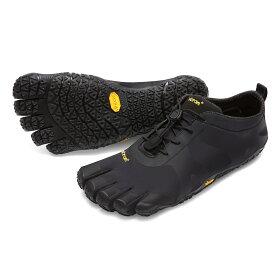 【店内全品ポイント5倍】ビブラム Vibram ファイブフィンガーズ レディース V-ALPHA Black / ブラック 18W7101 《五本指 シューズ fivefingers ベアフット トレーニング ランニング 靴》