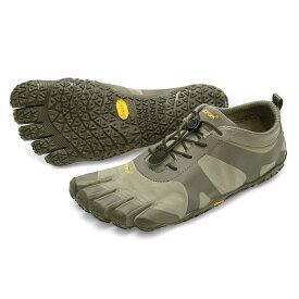 【お買い物マラソン限定20%OFF】ビブラム Vibram ファイブフィンガーズ レディース V-ALPHA Sand - Khaki / サンド- カーキ 18W7104 《五本指 シューズ fivefingers ベアフット トレーニング ランニング 靴》