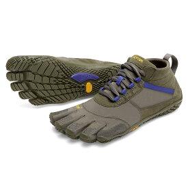【店内全品ポイント5倍】ビブラム Vibram ファイブフィンガーズ レディース V-TREK Military - Purple / ミリタリー - パープル 18W7402 《五本指 シューズ fivefingers ベアフット トレーニング ランニング 靴》