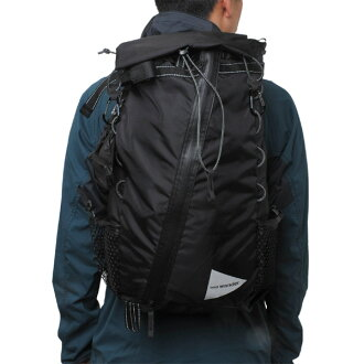 到要点10倍的3/9 8:59和万德and wander 30L backpack black[30L][背包]