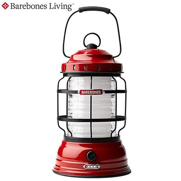 ベアーボーンズリビング Barebones Living フォレストランタン LED レッド [LEDランタン][電球色][4/23 13:59まで ポイント2倍]
