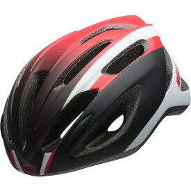 ベル BELL CREST R マットホワイト/レッド/ブラック UA (54-61cm)サイズ [ヘルメット][キッズ][7/19 9:59まで ポイント10倍]