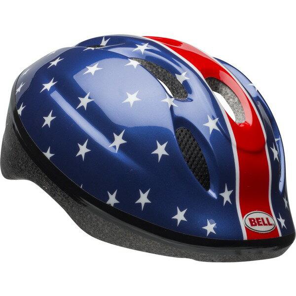 ベル BELL ZOOM 2 アメリカンスター [ヘルメット][キッズ][7/17 13:59まで ポイント10倍]
